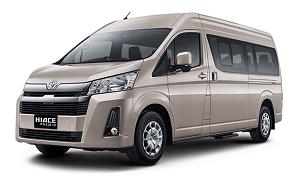 Toyota Hiace Premio Luxury 8 Sheet